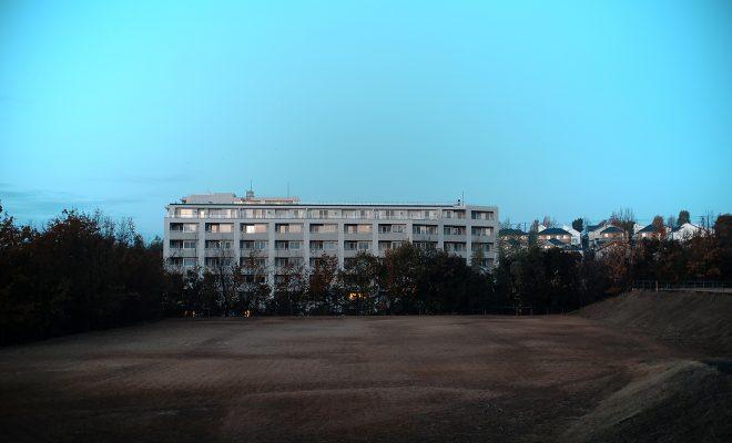 初冬の朝5:30分